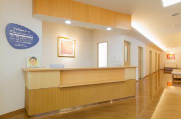 ミセルクリニック 直方院(提携:すずき内科クリニック)待合室