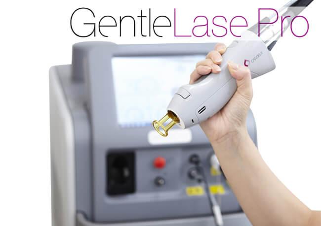 ミセルクリニックで使用する光治療機器「gentlelasepro(ジェントルレーズプロ)」