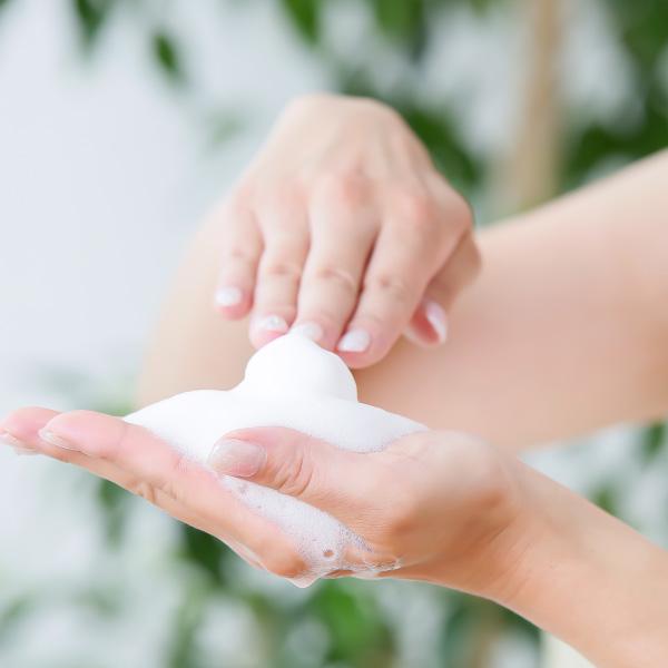 シミ予防のための洗顔・スキンケアとシミ治療法