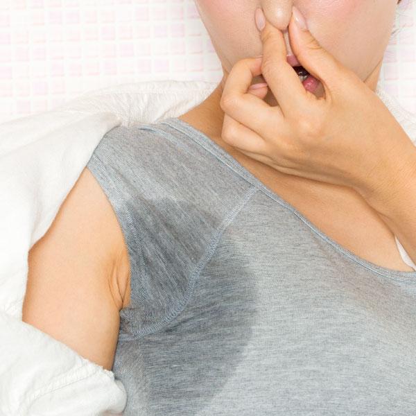 ワキガ・多汗症治療は大変?気を付けるポイントやお悩み