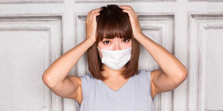 花粉症の季節…マスク映えを狙うなら「まつげ育毛剤」