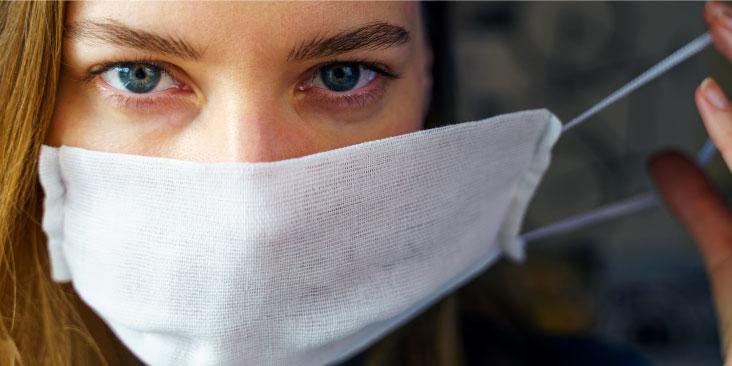 マスク生活中に肌荒れ!?「マスクネ」に注意しよう|ミセルクリニック